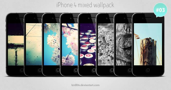 iPhone 4 Mixed Wallpack 03