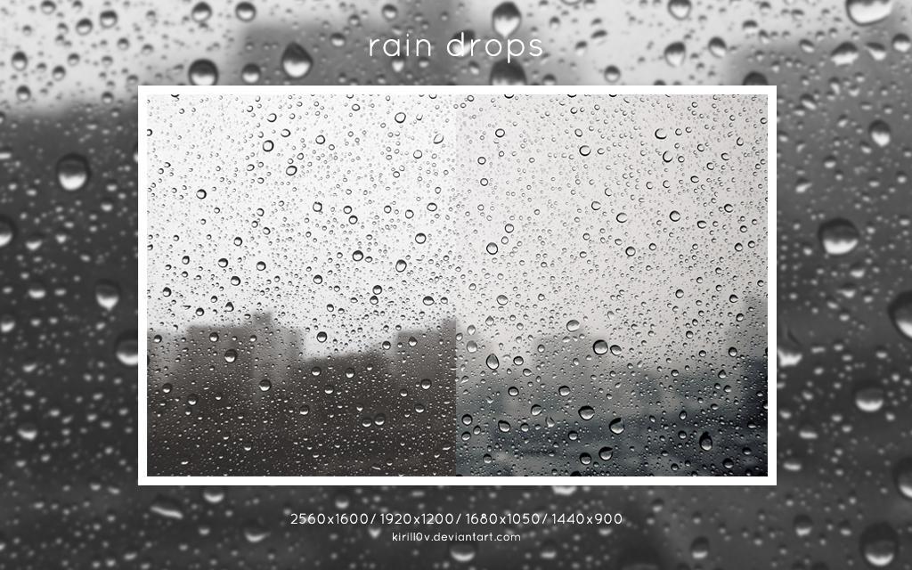 Rain Drops by kirill0v