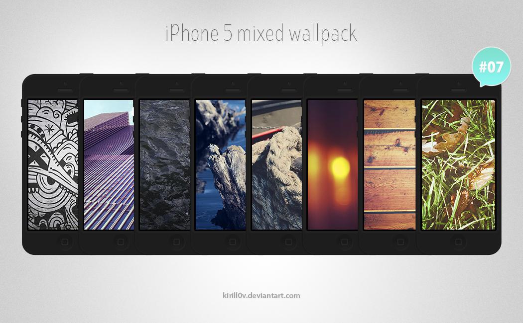iPhone 5 Mixed Wallpack 07