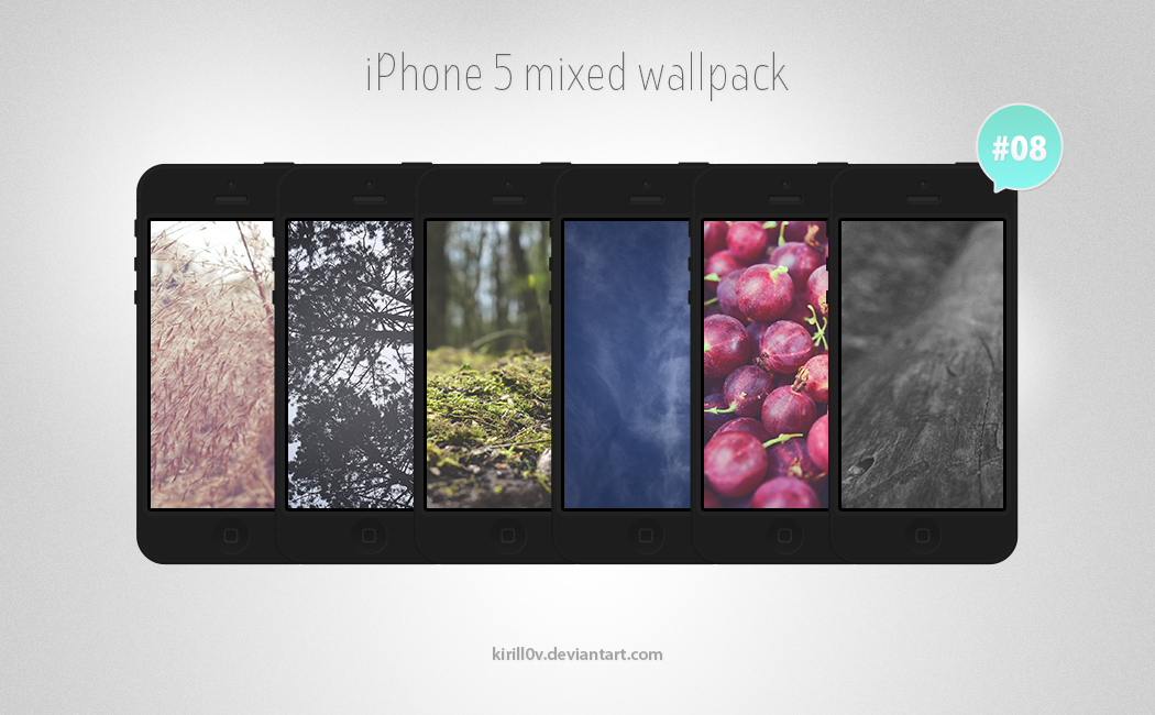 iPhone 5 Mixed Wallpack 08