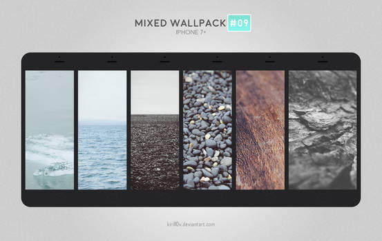 iPhone Mixed Wallpack 09