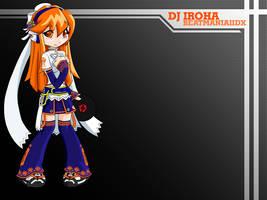 Iroha Wallpaper by invader-gir