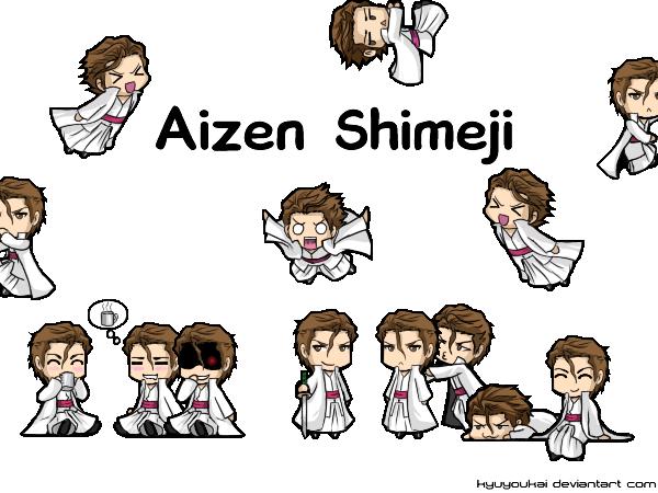Aizen Shimeji