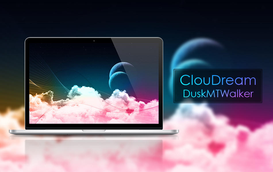 ClouDream Wallpaper by DuskMTWalker
