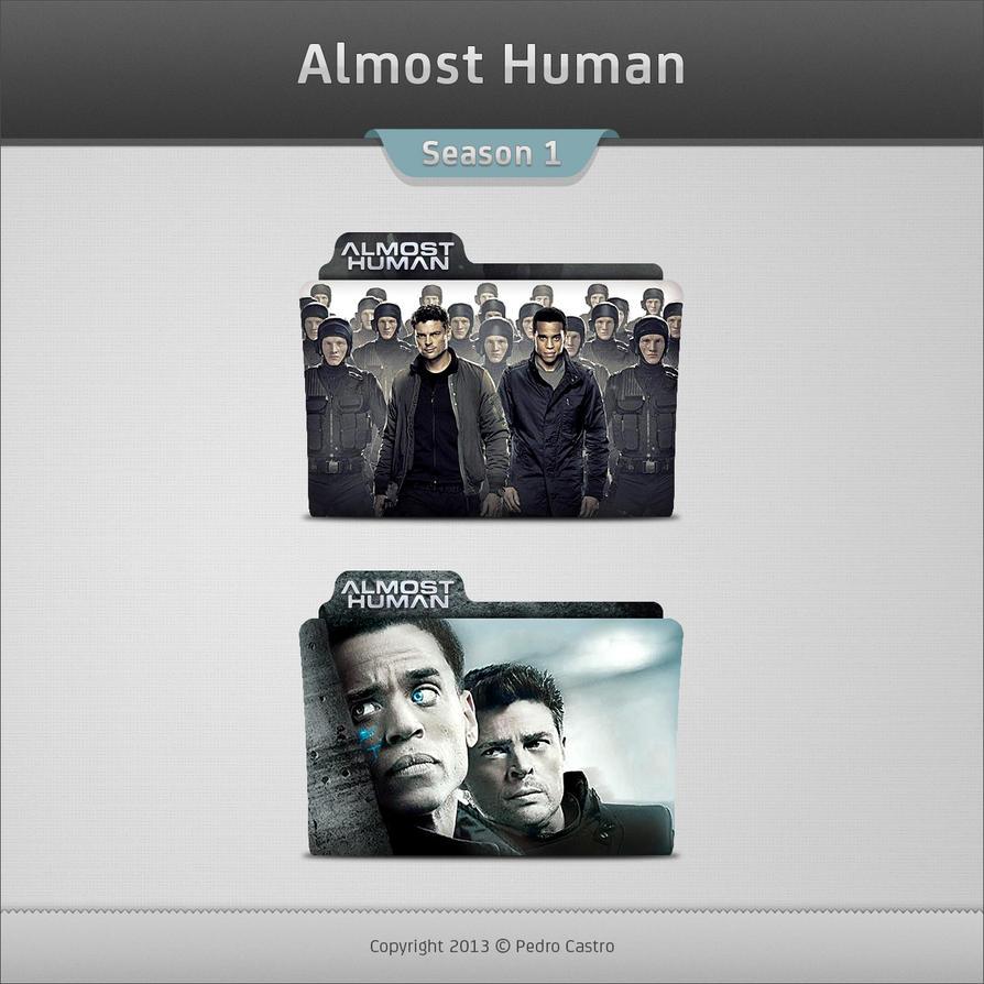 Almost Human (Season 1) V2.0 By Pedrocastro On DeviantArt