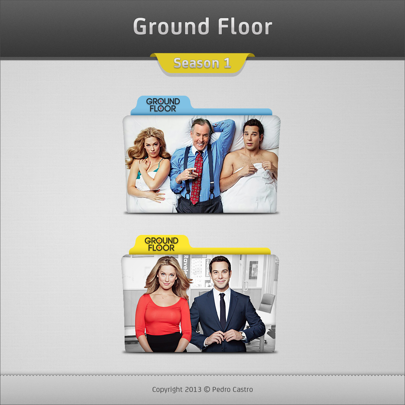 Ground Floor Season 1 By Pedrocastro