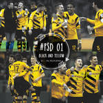 #PSD 01 black and yellow