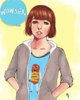 Max Caulfield by CarrotSprinkle