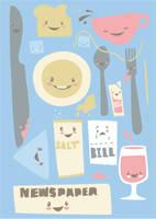 Breakfast by BAU3