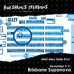 Supanova - Brisbane 2018 by Bueshang