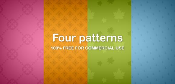Four patterns