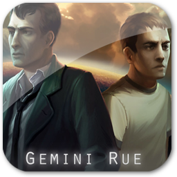 Gemini Rue game Icons ...