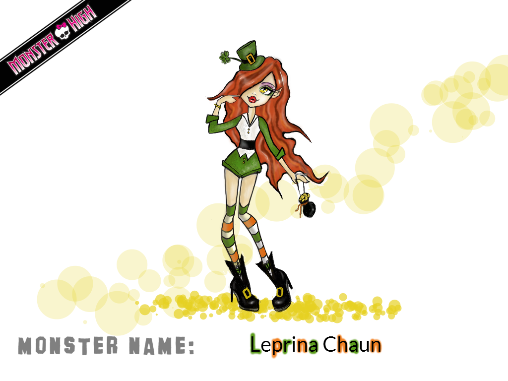 Leprina Chaun by Jodie-Marie