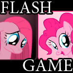 Simple game with Pinkie Pie
