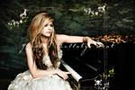 Avril Lavigne Goodbye Lullaby Font