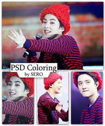 [SD comeback] Coloring # 27 by SeroDuong