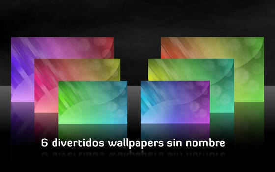 6 divertidos wallpapers s-n