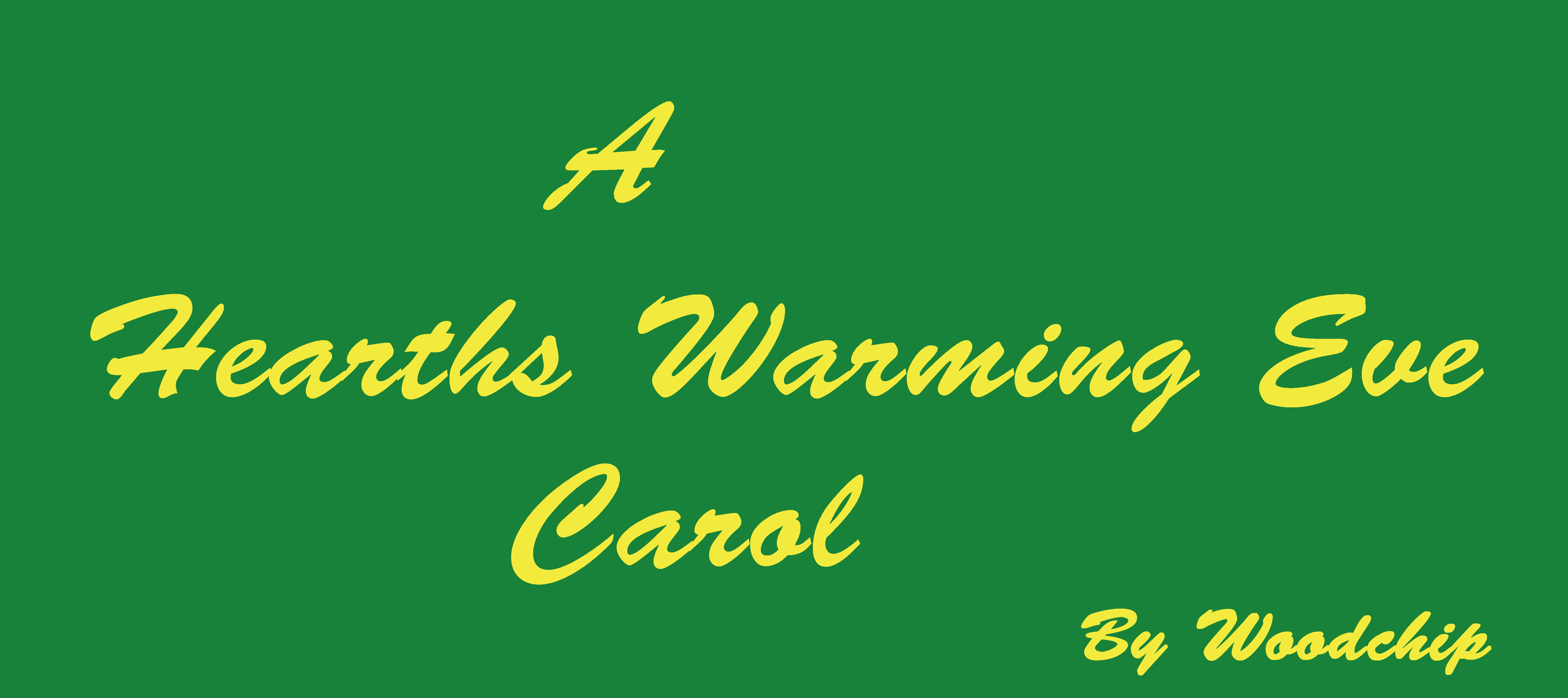 A Hearths Warming Carol by Vector-Brony
