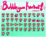 bubblegum karkat shimeji