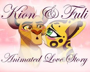 Kion and Fuli - Animated Love Story by Sukalartoons