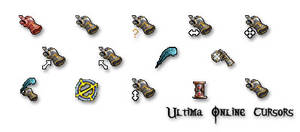 Ultima Online Cursors
