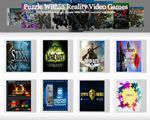 Puzzle ~ within reality video games