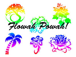 Flowah Powah by corazonofmine
