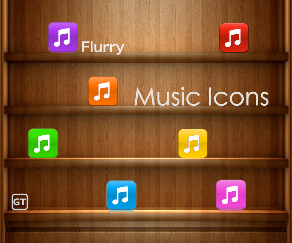 "Music Icons. ""Flurry Style"" by geoturk"