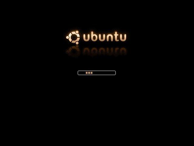 Ubuntu Bootscreen by Lustmusket3000