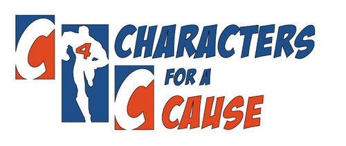 charictors for a cause logo