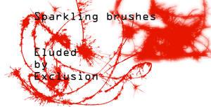 Sparkling Brushes