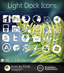 Light Dock Icons