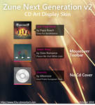 Zune Next Gen CAD v2