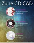 Zune CD CAD