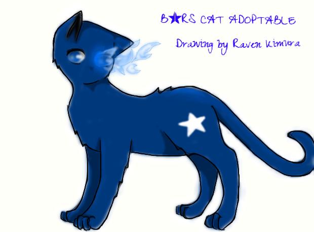 BRS CAT ADOPTABLE [CLOSED] by RainbowDragon127