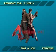 Resident Evil 4 Dock Icon V1