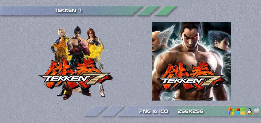 Tekken 7 by Dohc-WP