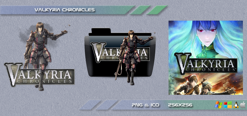 Valkyria Chronicles by Dohc-WP