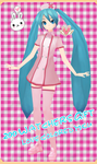 [+200 Watchers Gift] PDE LCW Miku Download