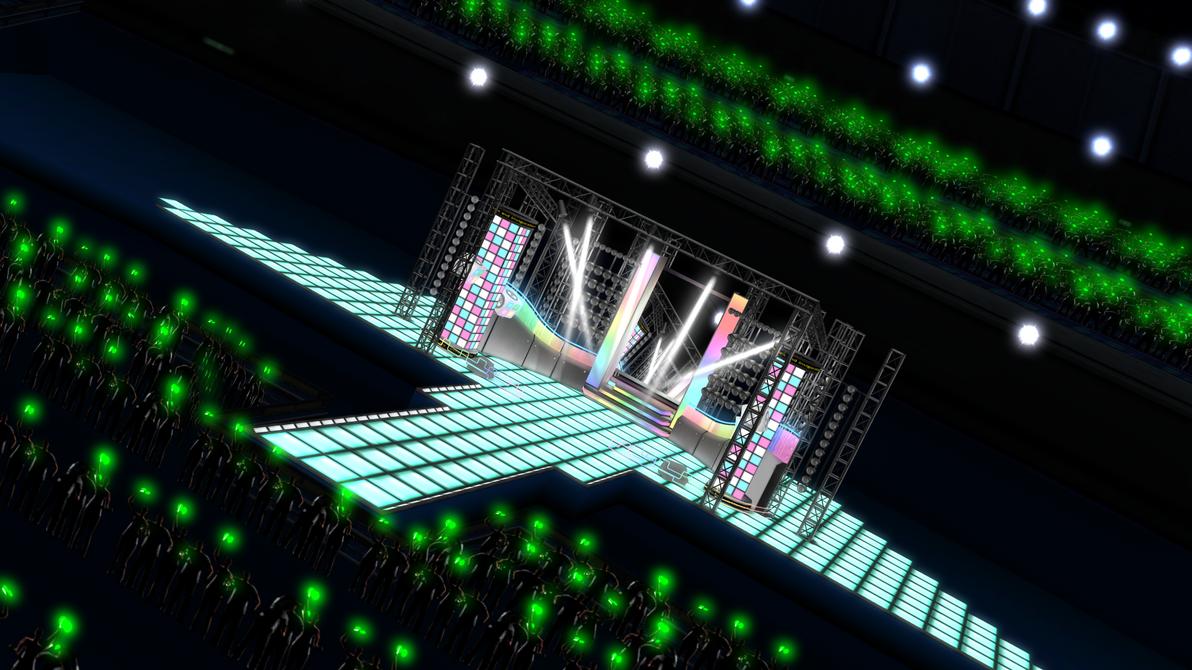 DT Stargazer Stage Download by Dan1024