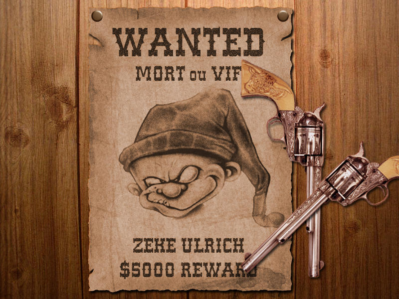 Wanted by slevin28