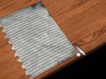 A Suicide Letter
