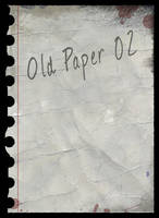 Old Paper 02 by slevin28