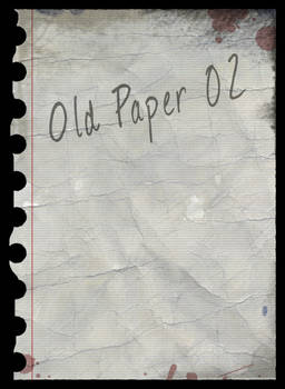 Old Paper 02