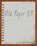 Old Paper 03