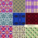 Gimp Patterns 1 by marthagose
