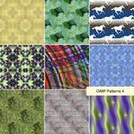 Gimp Patterns 4 by marthagose