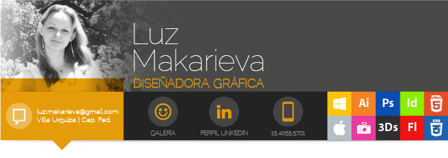 CV Luz Makarieva by Corcel-negro