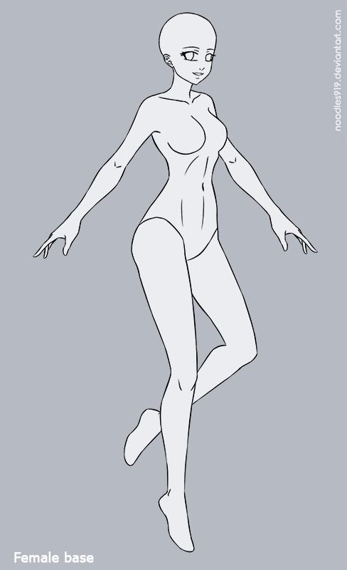 Ilmu Pengetahuan 9 Anime Girl Base Full Body Deviantart See more of the artists' collection of bases and lines on facebook. anime girl base full body deviantart