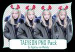 #3 [PNG Pack] SNSD - Taeyeon by 11gatsu-no-Melody